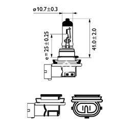 ŻARÓWKA H11 12V 55W PGJ19-2 OSRAM NIGHT BREAKER LASER 1SZT BLISTER