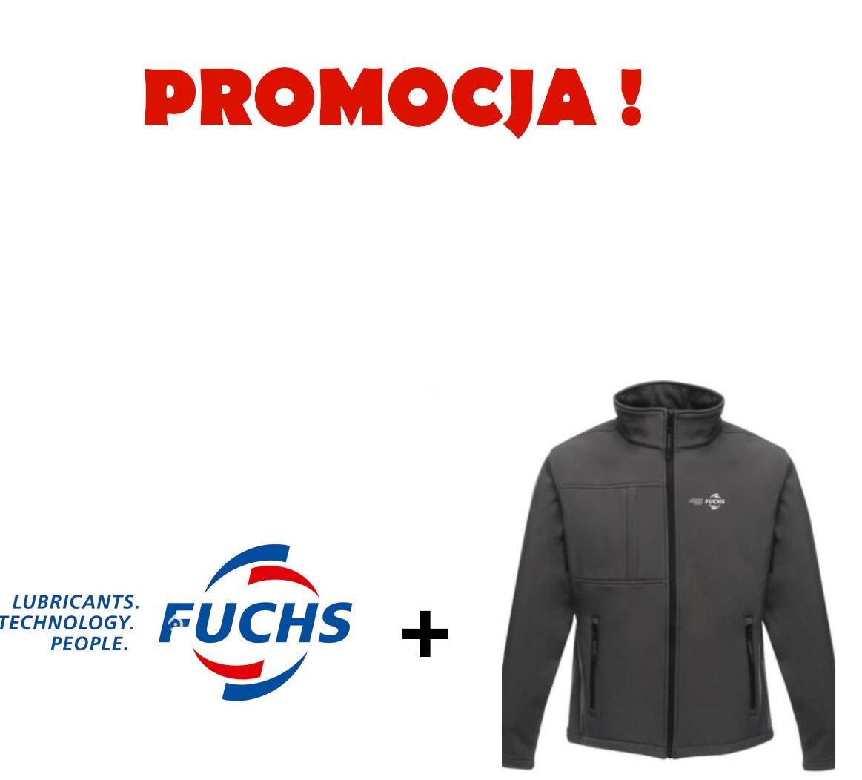 PROMOCJA FUCHS TITAN TRUCK 15W40 20L. + KURTKA SOFTSHELL FUCHS