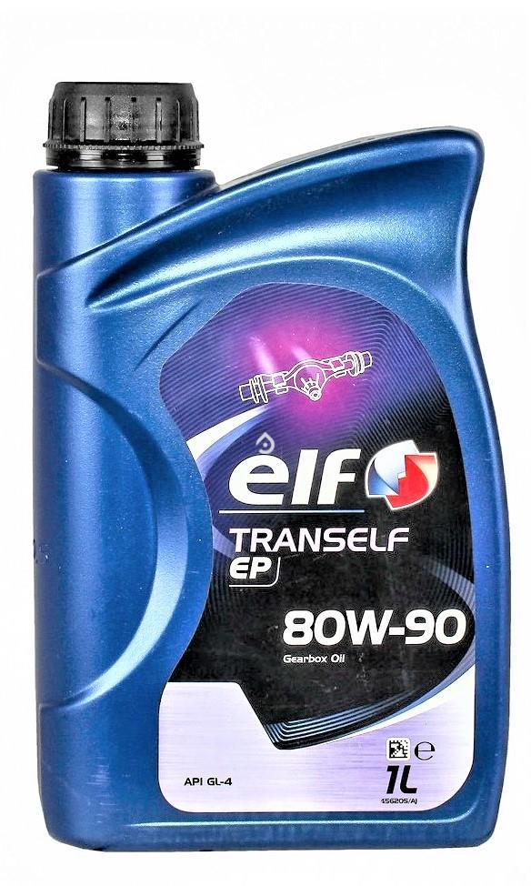 ELF 80W90 1L. TRANSELF EP