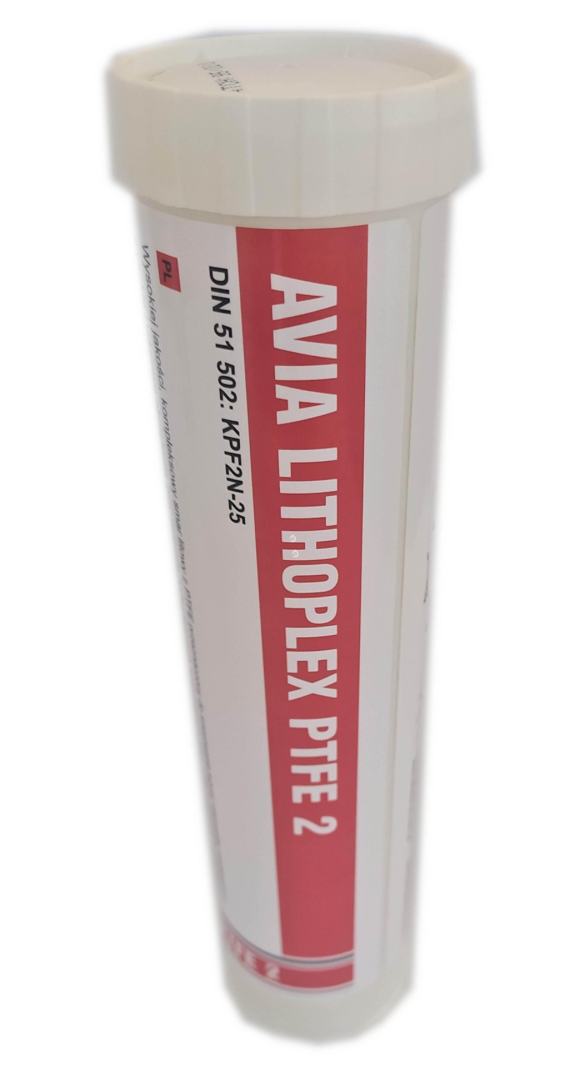 AVIA LITHOPLEX PTFE 2 0,4KG.